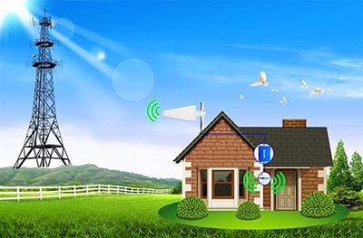 Загородный дом с хорошей сотовой связью